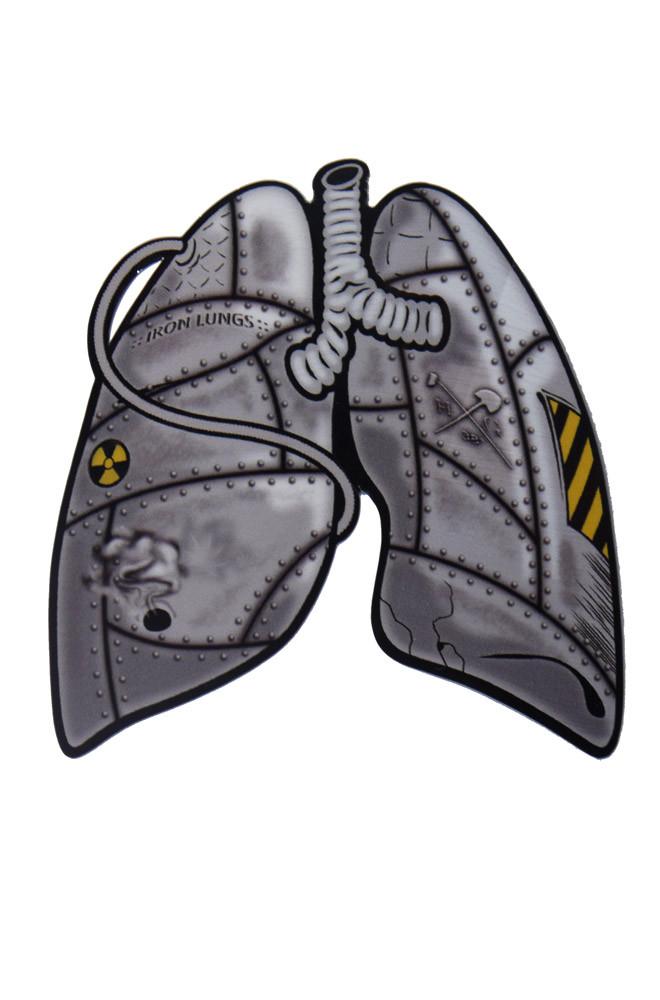 polmoni d'acciaio