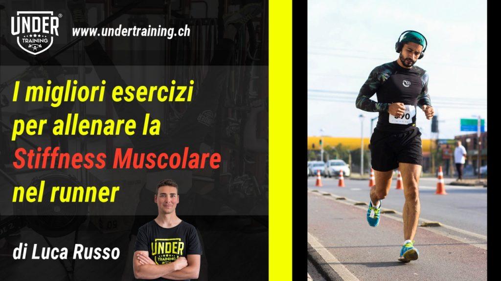 Stiffness Muscolare nel runner
