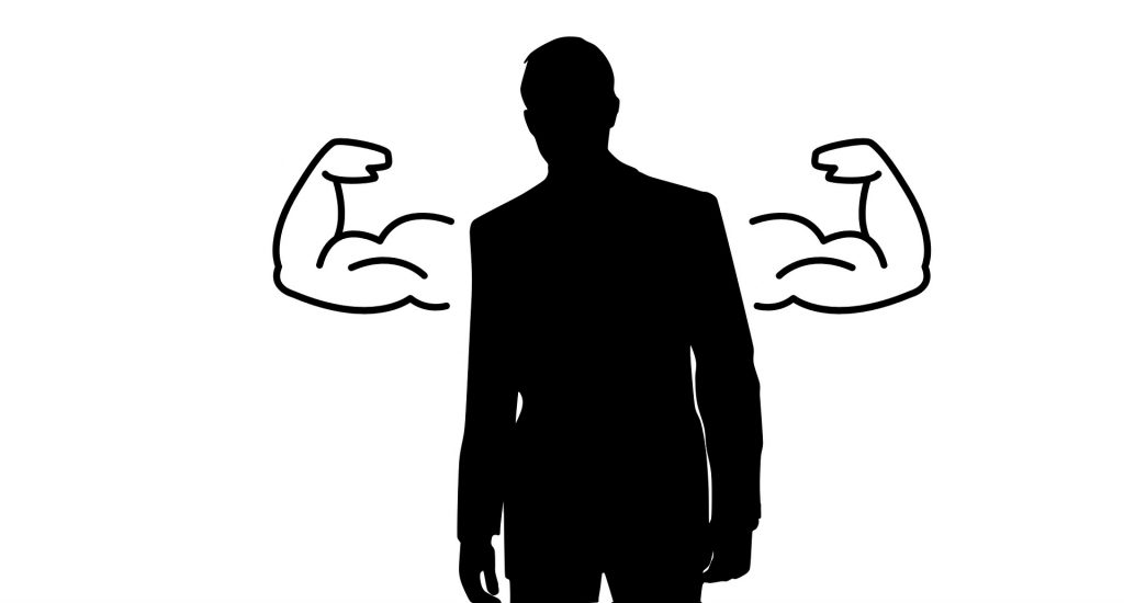 Assumi un pre-workout - foto uomo